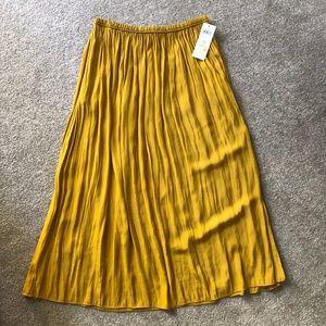 NEW Gerard Darel Iliona Pleated Skirt
